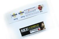 Eintrittstickets, Billets, Doppelnummern, Eintrittskarten